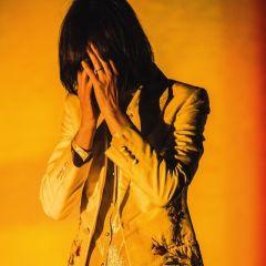 "100% Or Nothing (Dub remix) - 12"" Klar Vinyl / Primal Scream (Anton Newcombe remix) / 2016"