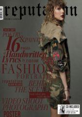 Reputation - CD (Magazine Edition Vol. 2) / Taylor Swift / 2017