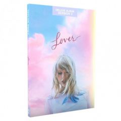 Lover (Deluxe Journal Version 2) - CD (Deluxe) / Taylor Swift / 2019