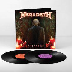 Th1rt3en - 2LP / Megadeth / 2011 / 2019