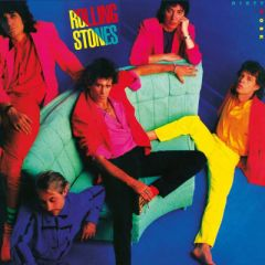 Dirty Work - LP / The Rolling Stones / 1986 / 2020