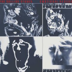 Emotional Rescue - LP / The Rolling Stones / 1980 / 2020