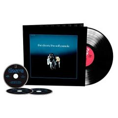 The Soft Parade | 50th Annivesary Deluxe Edition - LP+3CD / The Doors / 1969 / 2019