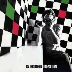 Tidens Tern - LP / C.V. Jørgensen / 1980 / 2018