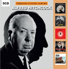 Timeless Classic Albums - Alfred Hitchcock - 5CD / Various Artists | Soundtrack / 2020