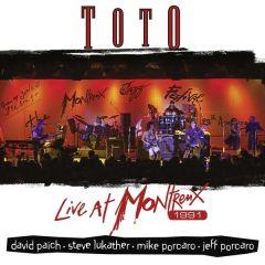Live At Montreux 1991 - 2LP / Toto / 2016/2020