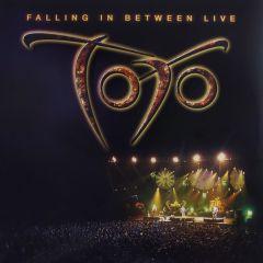 Falling In Between Live - 3LP (Farvet vinyl) / Toto / 2007 / 2019