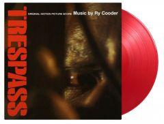 Trespass - LP (Farvet vinyl) / Ry Cooder | Soundtrack / 1993 / 2020