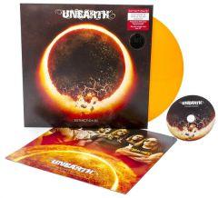 Extinction[s] - LP+CD (Farvet vinyl) / Unearth / 2018