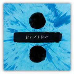 ÷ (Divide) - 2LP / Ed Sheeran / 2017