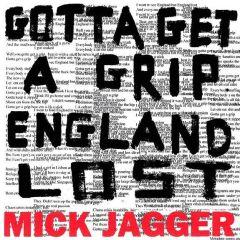 Gotta Get A Grip - CD-single / Mick Jagger / 2017