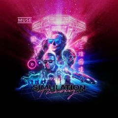 Simulation Theory - LP / Muse / 2018