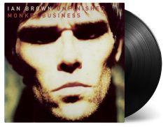 Unfiinished Monkey Business - LP / Ian Brown / 1996 / 2019