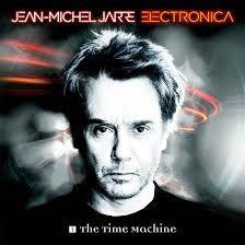 Electronica - 1 The Time Machine - 2LP / Jean Michel Jarre / 2015