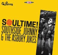 Soultime! - LP / Southside Johnny & Asbury Jukes / 2016