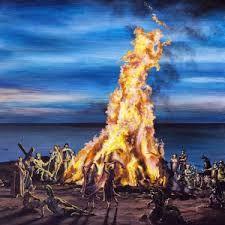 Ind i Flammerne - CD / De Underjordiske / 2015