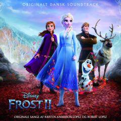 Frost II   Frozen II (Dansk soundtrack) - CD / Various Artists   Soundtrack / 2019