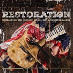 Restoration (Reimagining The Songs Of Elton John & Bernie Taupin) - CD / Elton John Tribute   Various Artists / 2018