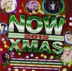 Now Xmas 2015 - CD / Various Artists / 2015
