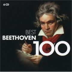 100 Best Beethoven - 6CD / Beethoven   Various Artists / 2019