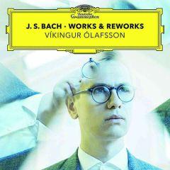 J.S. Bach: Works & Reworks - 2CD / J.S. Bach | Vikingur Olafsson / 2019