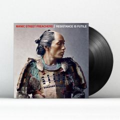 Resistance Is Futile - LP+CD / Manic Street Preachers / 2018