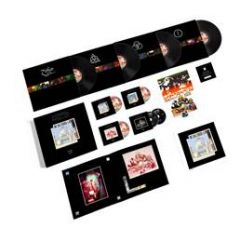The Song Remains The Same - 4LP+2CD+3DVD (Super Deluxe Bokssæt) / Led Zeppelin / 2018
