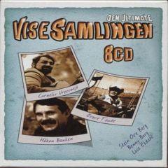 Visesamlingen | Den Ultimative Visesamling - 8CD / Various Artists / 2006