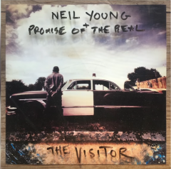 The Visitor - CD / Neil Young + Promise of the Real / 2017