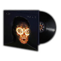 Visuals - LP (Limited edition 3D cover) / Mew / 2017