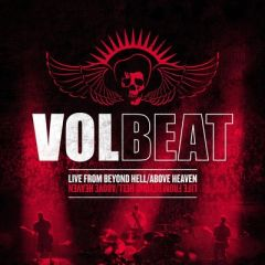 Live From Beyond Hell/Above Heaven - CD / Volbeat / 2011
