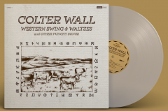 Western Swing And Waltzes And Other Punchy Songs - LP (Farvet vinyl) / Colter Wall / 2020