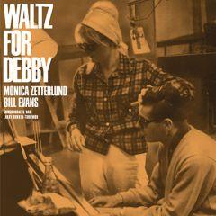 Waltz For Debby - LP / Monica Zetterlund   Bill Evans / 1964 / 2019
