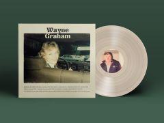 Songs Only A Mother Could Love - LP (Signeret - RSD 2019 Hvid Vinyl) / Wayne Graham / 2019