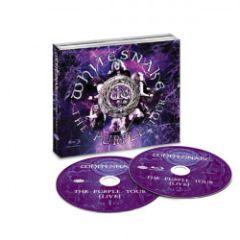 The Purple Tour - CD+Blu-Ray / Whitesnake / 2018