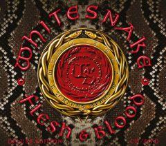Flesh & Blood - CD+DVD / Whitesnake / 2019