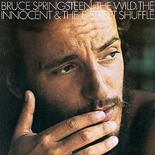 The Wild, The Innocent And The E Street Shuffle - LP / Bruce Springsteen / 1973 / 2015