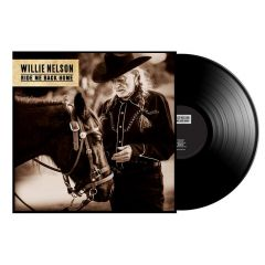 Ride Me Back Home - LP / Willie Nelson / 2019