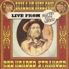 Red Headed Stranger Live - LP (RSD BF 2020 Vinyl) / Willie Nelson / 1976 / 2020