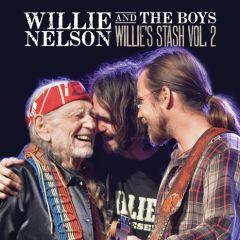 Willie's Stash Vol. 2 - LP / Willie Nelson / 2017