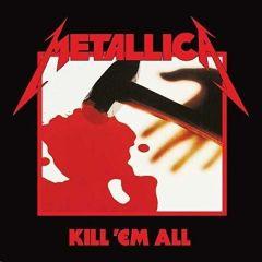 Kill 'Em All - cd / Metallica / 2016