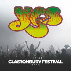 Live At Glastonbury Festival 2003 - 2CD / Yes / 2019