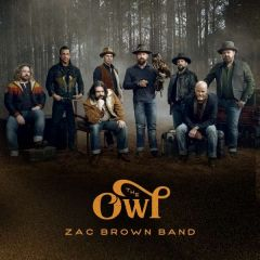 The Owl - LP / Zac Brown Band / 2019