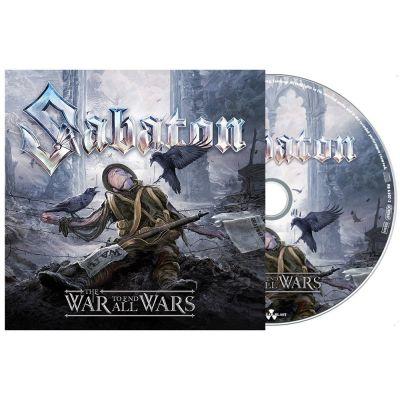 The War To End All Wars - CD / Sabaton / 2022