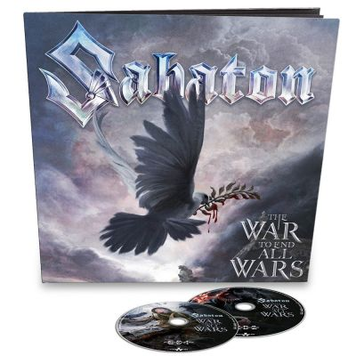 The War To End All Wars (History Edition) - 2CD (Earbook) / Sabaton / 2022