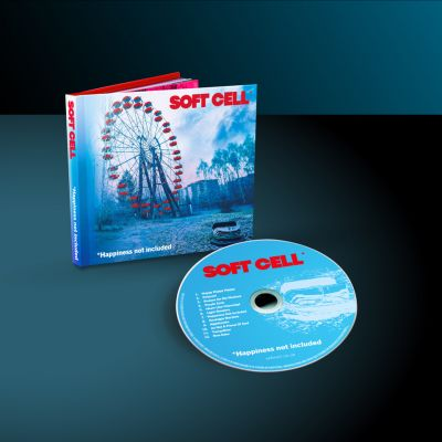 *Happiness Not Included - CD (Deluxe) / Soft Cell / 2022