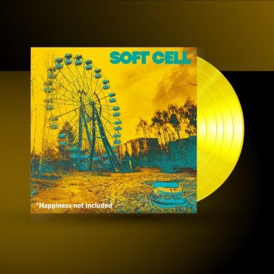 *Happiness Not Included - LP (Gul Vinyl) / Soft Cell / 2022