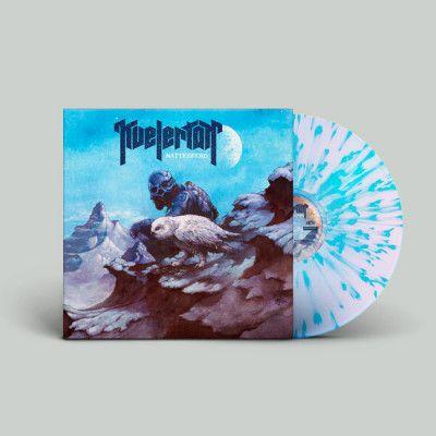 Nattesferd - 2LP (Hvid & Blå Splatter Vinyl) / Kvelertak / 2016/2019