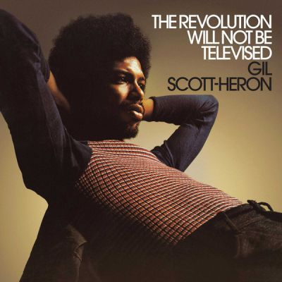 The Revolution Will Not Be Televised - LP / Gil Scott-Heron / 1974/2017