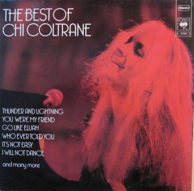 The Best Of Chi Coltrane - LP / Chi Coltrane / 1975